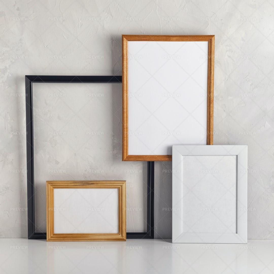 Different Frames: Stock Photos