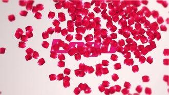 Rose Petals Logo: Premiere Pro Templates