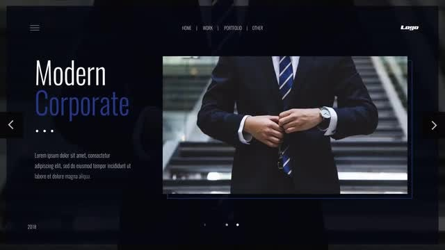 Simple Slideshow: After Effects Templates