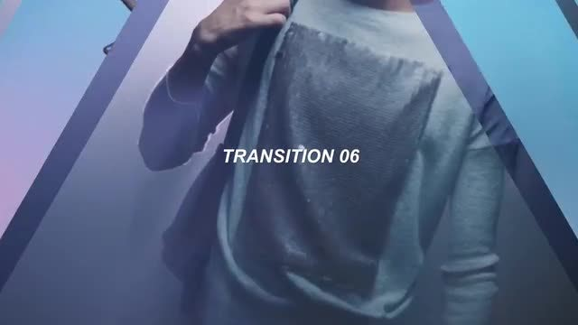 Triangle Transitions: Premiere Pro Templates
