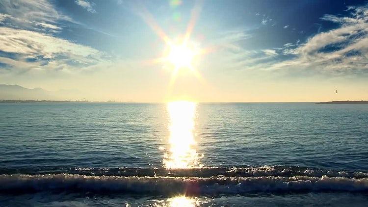 Winter Sea: Stock Video