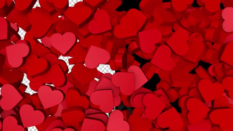 Dropped Heart Boxes: Motion Graphics