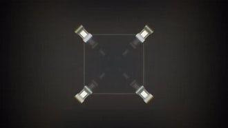 Sci-Fi Logo: Premiere Pro Templates