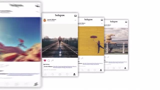 Fast Instagram Promo: After Effects Templates