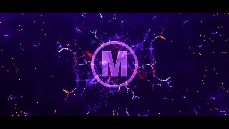 Cosmic Energy Reveal: After Effects Templates