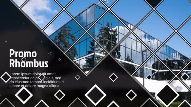 Rhombus Business - Premiere: Premiere Pro Templates