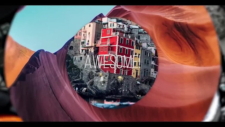 Elegant Presentation Slideshow Horizontal & Vertical: Premiere Pro Templates