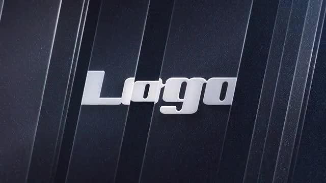 Glass Corporate Logo: After Effects Templates
