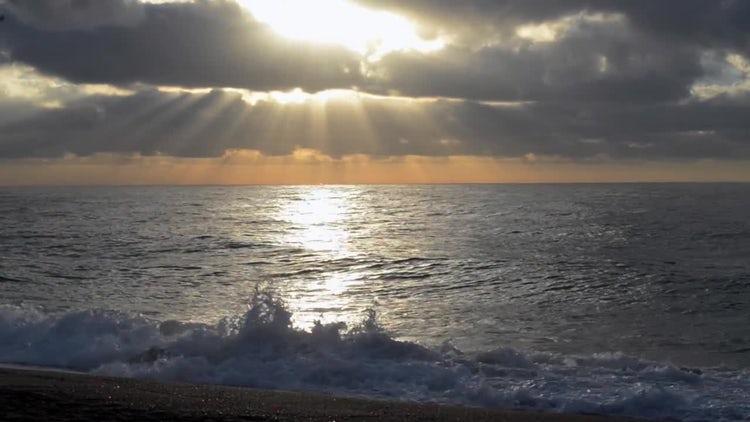 Sea Landscape: Stock Video