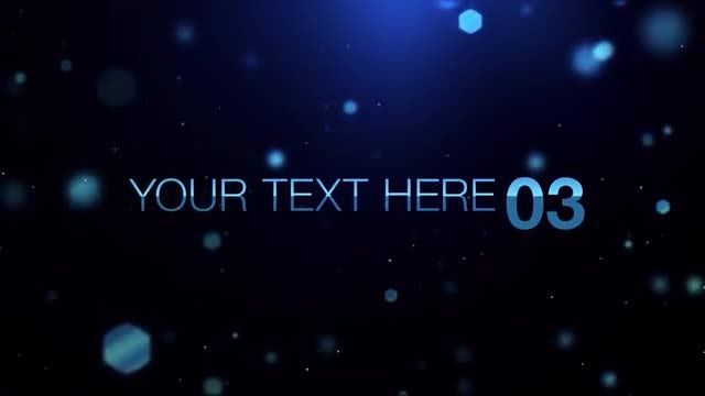 Ethereal Type: After Effects Templates