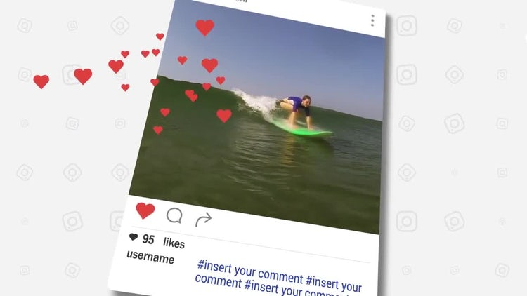 Instagram Promo Slideshow: After Effects Templates