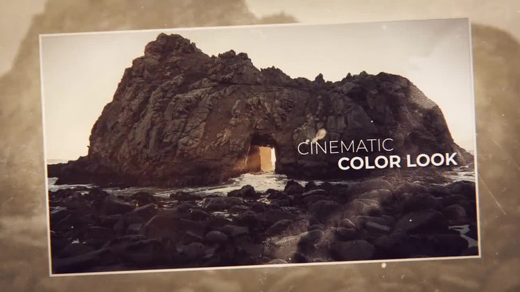 Watercolor Ink Slideshow: After Effects Templates