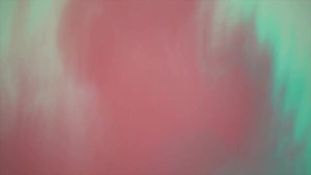 Pink Aqua Paint In Motion: Stock Video