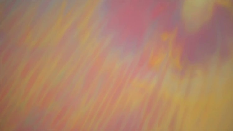 Orange And Pink Marble Paint In Motion: Stock Video