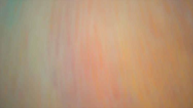 Orange Pink Paint Fall: Stock Video