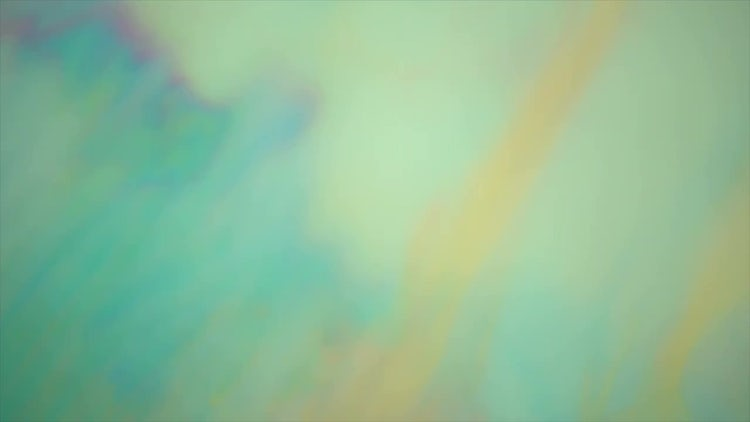 Turquoise Green Paint Marble: Stock Video