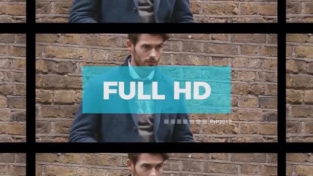 Fast Stylish Promo: Premiere Pro Templates