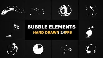 Flash FX BUBBLE Elements: Motion Graphics