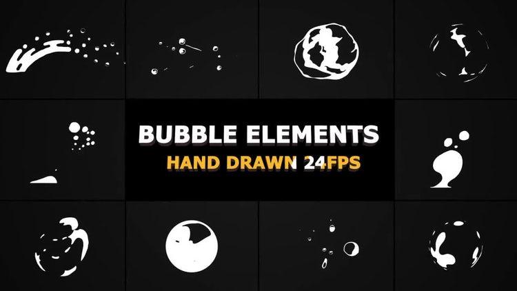 Flash FX BUBBLE Elements: Stock Motion Graphics