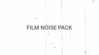 Film Noise Pack: Motion Graphics