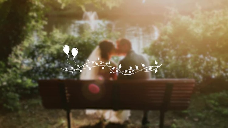 Wedding Elements: Stock Motion Graphics