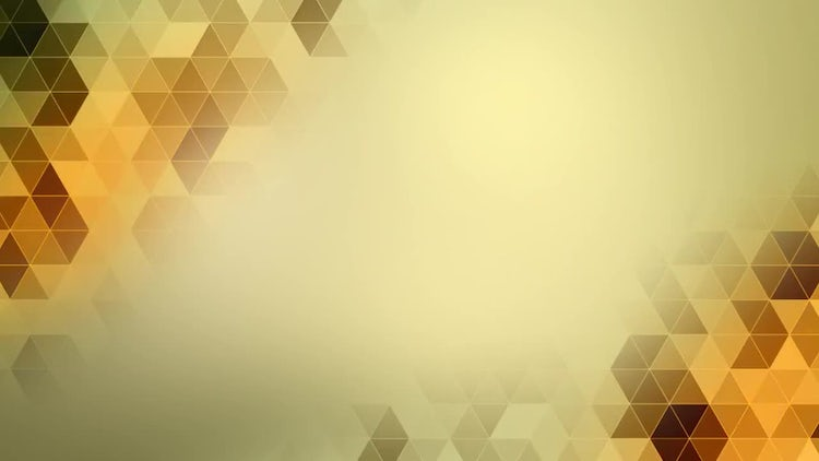 Triangles Background: Motion Graphics