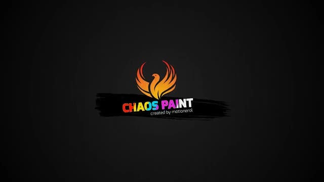Chaos Paint: After Effects Templates
