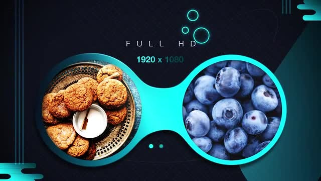 Modern Molecular Design: After Effects Templates