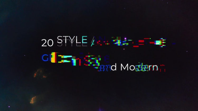 Text Animator 2: After Effects Templates