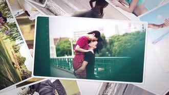 Long and Slow Multi Photo Slideshow: After Effects Templates