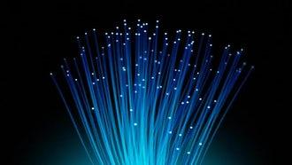 Fiber Optic Loop: Motion Graphics