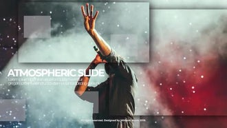 Atmospheric Slideshow: Premiere Pro Templates