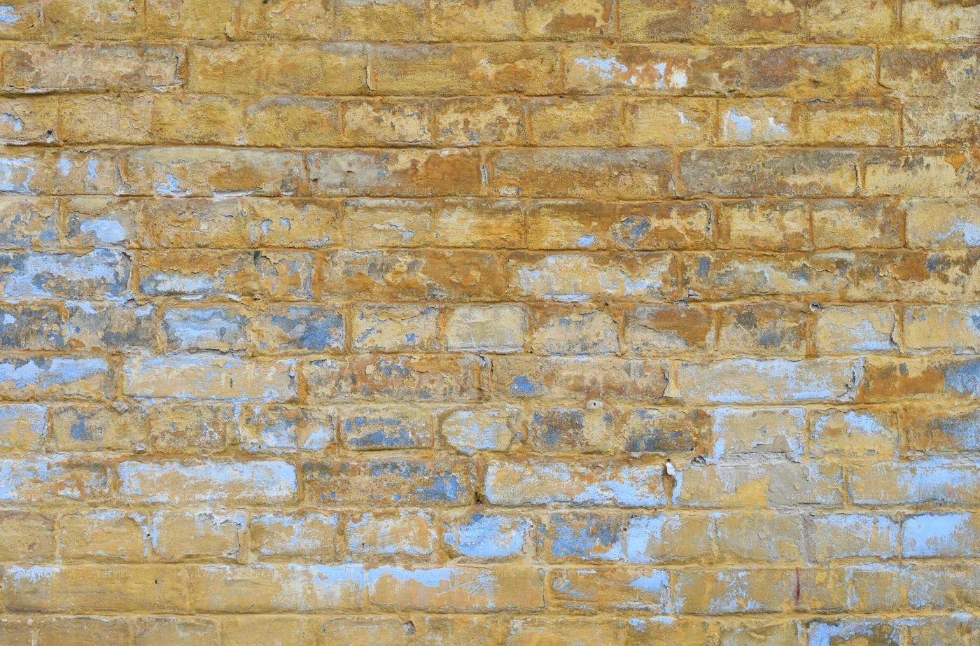 Weathering Brick Wall: Stock Photos