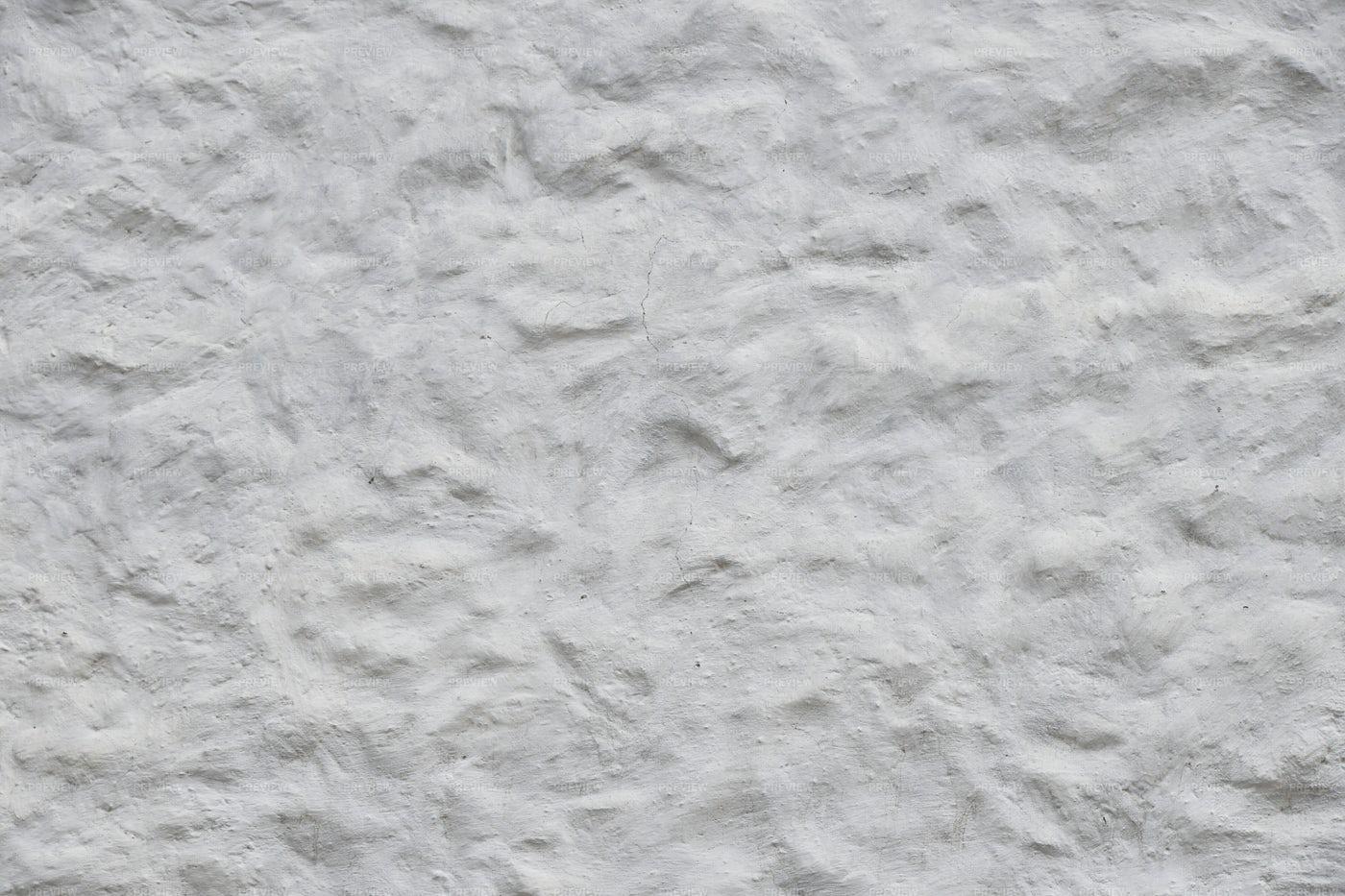 White Plaster Wall: Stock Photos