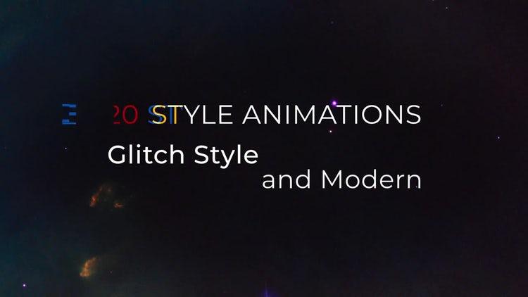 Text Animator 2: Motion Graphics Templates