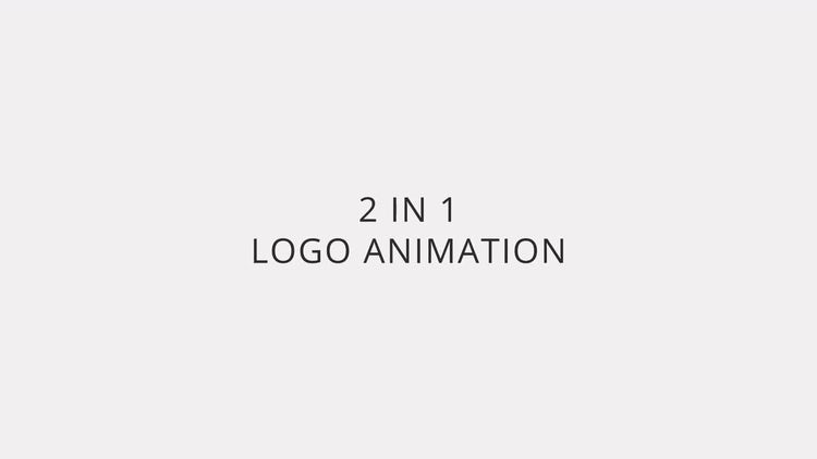 Circle Logo Reveal: After Effects Templates