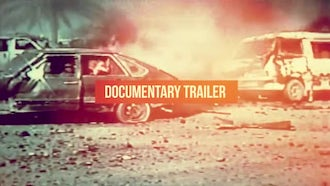 Pack VHS Documentary Trailer: Premiere Pro Templates