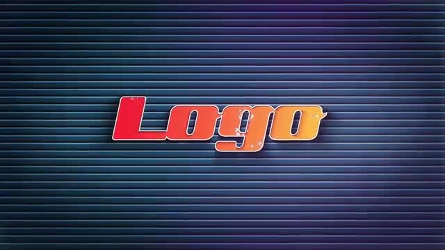 Grunge Industrial Logo: After Effects Templates