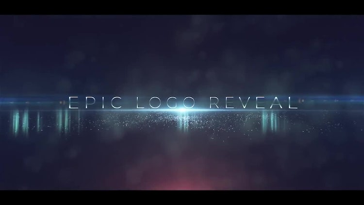 Epic Logo Reveal: After Effects Templates