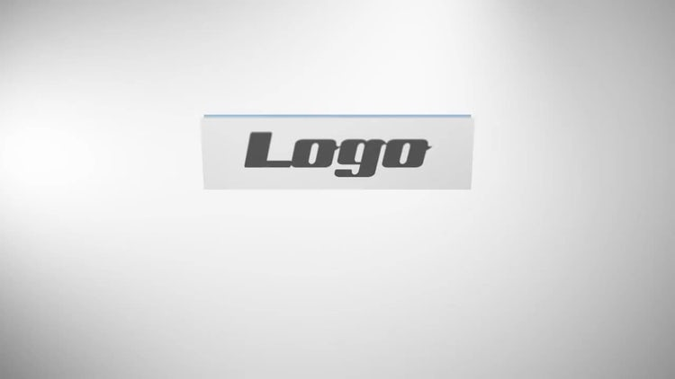 Origami Logo Opener 4K: After Effects Templates