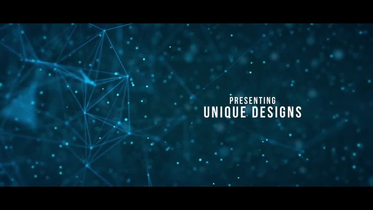 Particles Backgrounds: After Effects Templates