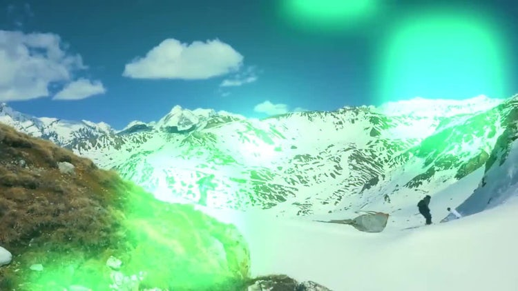 Colorful Transitions: Motion Graphics