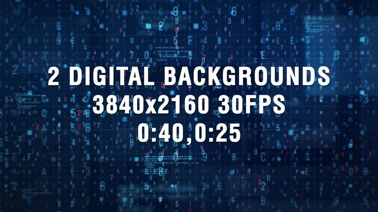 Digital Backgrounds: Stock Motion Graphics