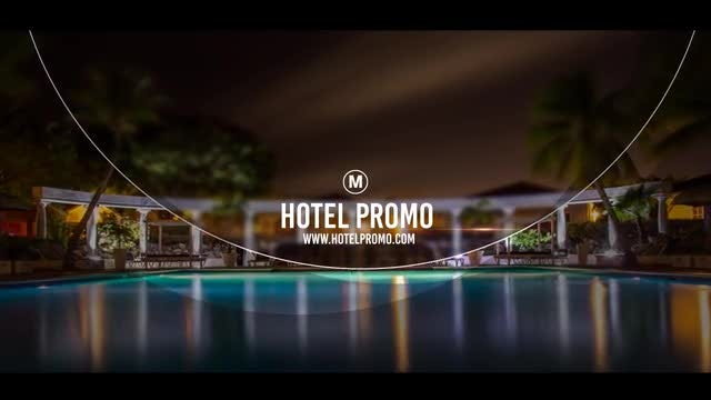 Hotel Promo: After Effects Templates