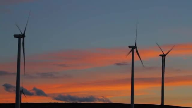 Renewable Energy - Washington: Stock Video