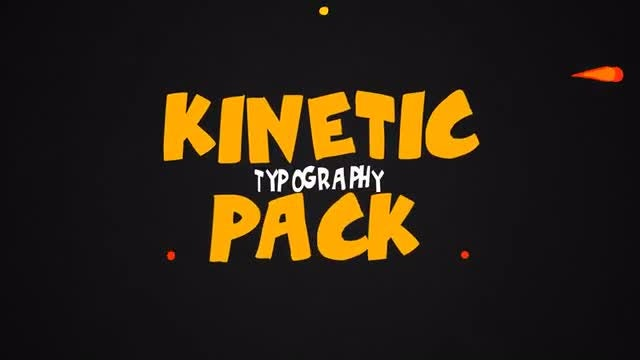 Dynamic Liquid Typography : After Effects Templates