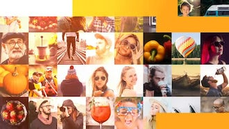 Multi Photo Reveal: After Effects Templates