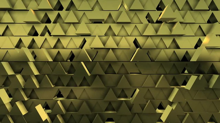 Triangle Pattern: Motion Graphics
