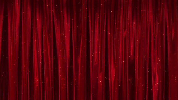 Red Curtain: Motion Graphics