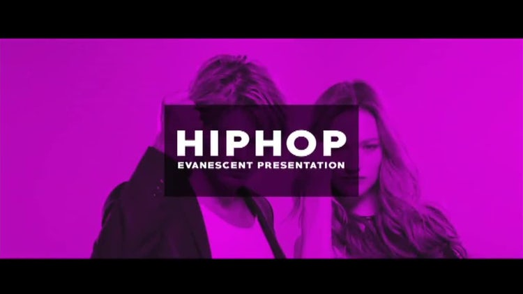 Hip Hop Opener: After Effects Templates